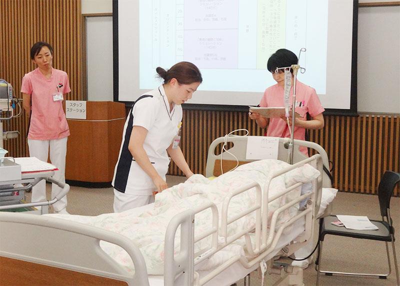 新人看護師フォローアップ研修の風景3.jpg