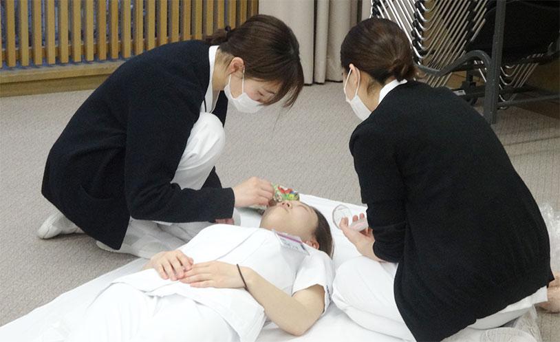 臨死期の看護の風景2