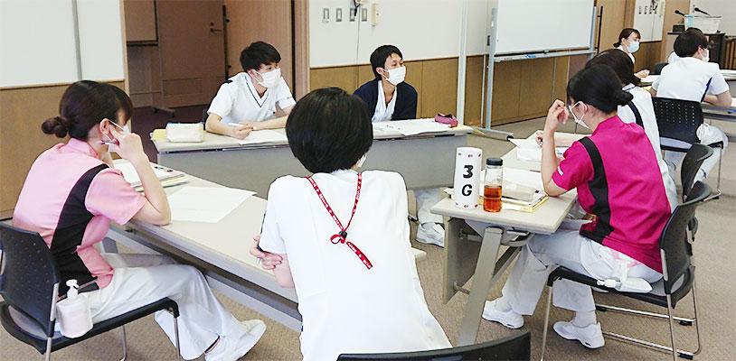 新人看護師研修①の風景3