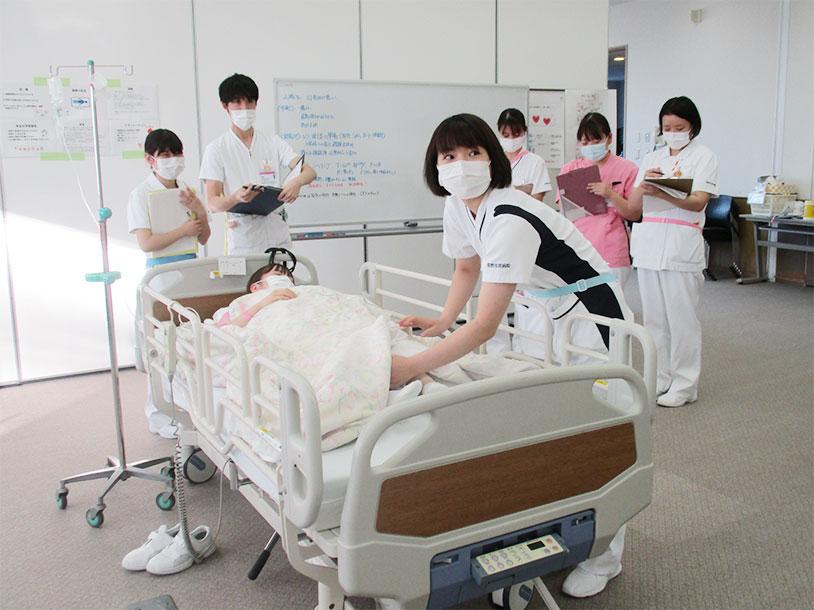 新人看護師研修④の風景3