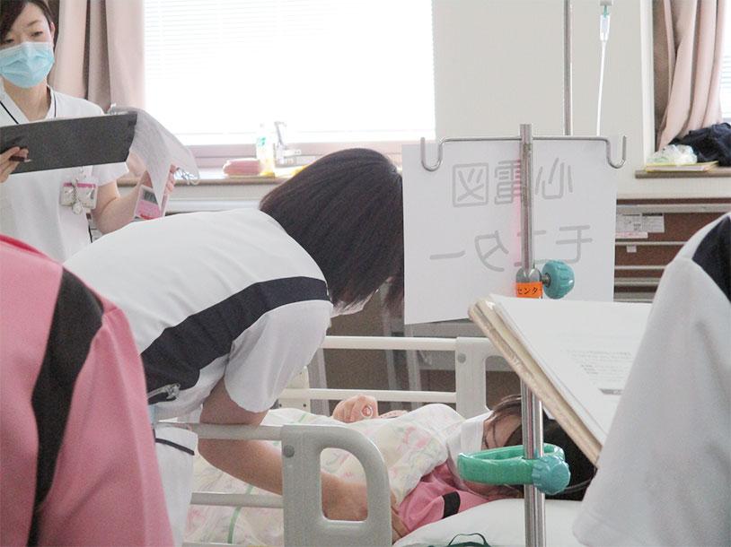 新人看護師研修④の風景4