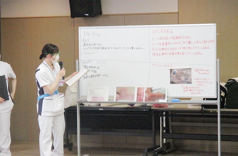 新人看護師スパイラル研修の風景3